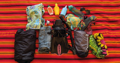 What to pack and what not to pack for the Galapagos