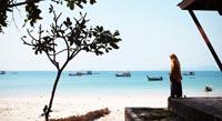 Klong Munang is a nice quiet beach to relax close to Ao Nang