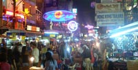 Bangkok's backpacker & party epicentre!