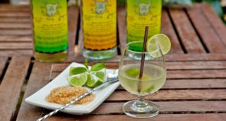 Try tasting some delicious fruity rums at Samui's very own distillery