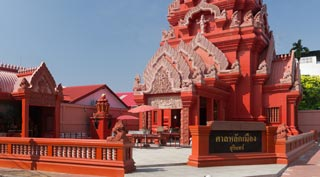 Surin City Pillar Shrine