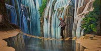 Imaginative paintings you can get inside
