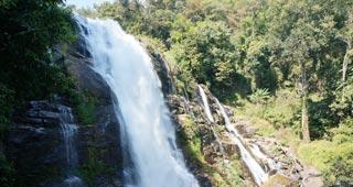 Doi Inthanon Waterfalls