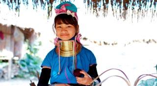 Kayan Tribe Villages