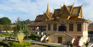 Capital & window to the past as it strives for a new Cambodia