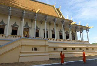 Phnom Penh's most impressive sight