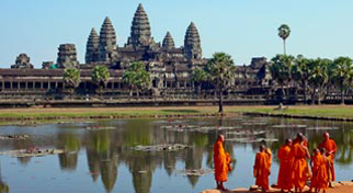 Mother of all ancient temples, the biggest religious monument in the world