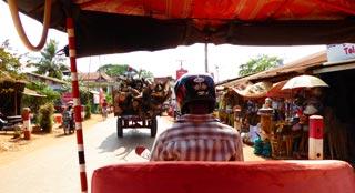 Tuk-tuk, Motobike & Taxi Tours
