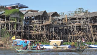 Great place to visit the floating villages and pottery village