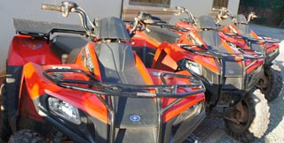Quad Off-Road Tours