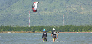 Watersports in Sihanoukville