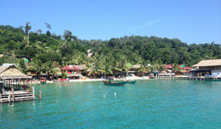 Koh Rong is a true gem, a Cambodian paradise island