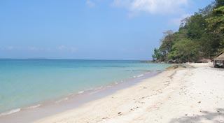 Beaches of Sihanoukville