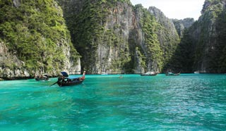 THE most stunning natural beauty in Thailand and a tourism hot spot