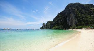Phi-Phi Beaches