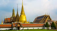 The Old Town is home to Bangkok's big historic attractions