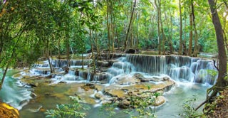 Most beautiful & peaceful waterfalls in Thailand