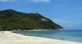 Beaches of Ko Pha Ngan