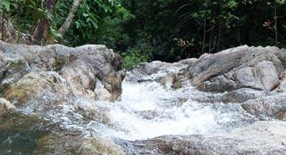 Paradise Waterfall (Nam Tok Phaeng)