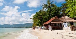 The best relaxed beaches for backpackers and families