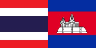 Information on crossing between South Cambodia and Thailand by land.