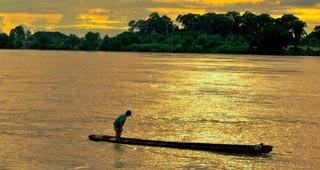 Isaan's northern gateway to Laos is a popular destination in its own right