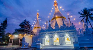 Wat Phra That Doi Kong Mu