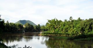 Boat To Chaing Rai